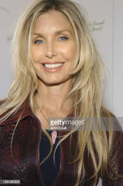 Heather Thomas during The John Varvatos 3rd Annual Stuart House Charity Benefit Inside and Arrivals at John Varvatos Boutique in Hollywood California...