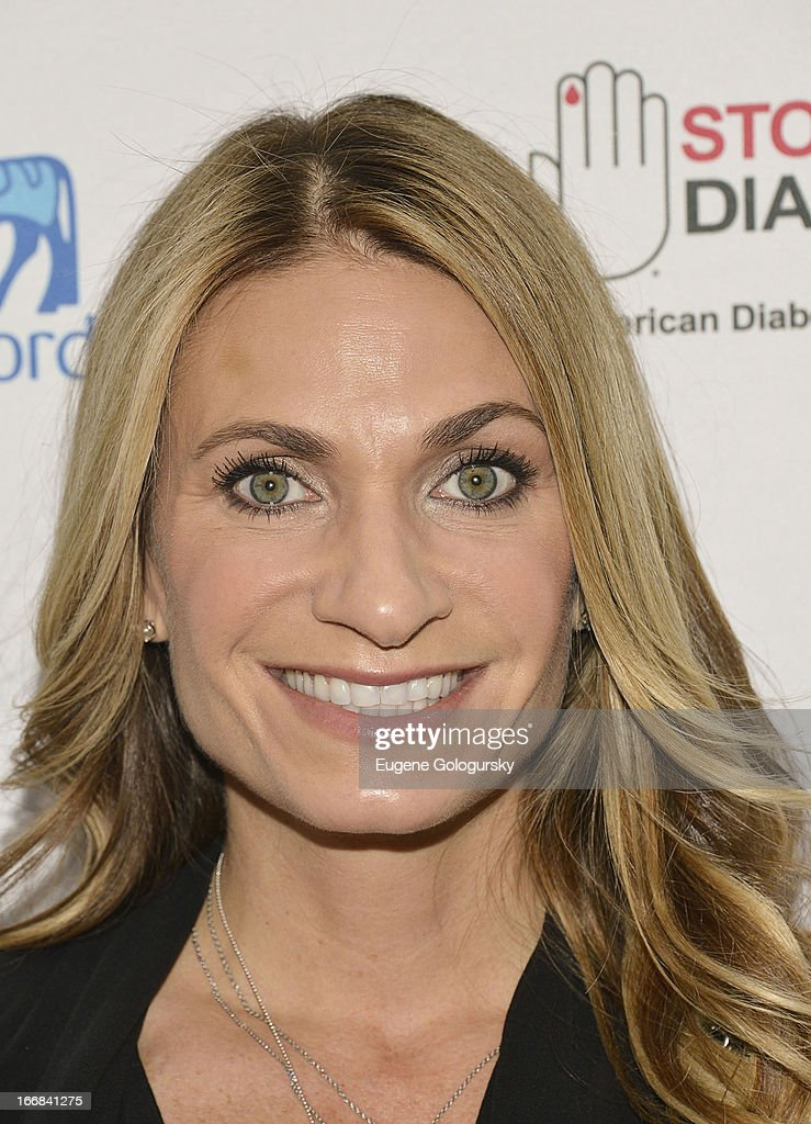 Heather Thomson attends Stand Up For A Cure 2013 at The Theater at Madison Square Garden on April 17, 2013 in New York City.