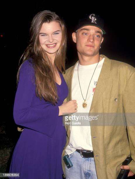 Heather Tom and Chad Allen at the 2nd Annual Laughing Hearts That Care Benefit AIDS Homestead Hospice Shelter Wilshire Ebell Theatre Los Angeles