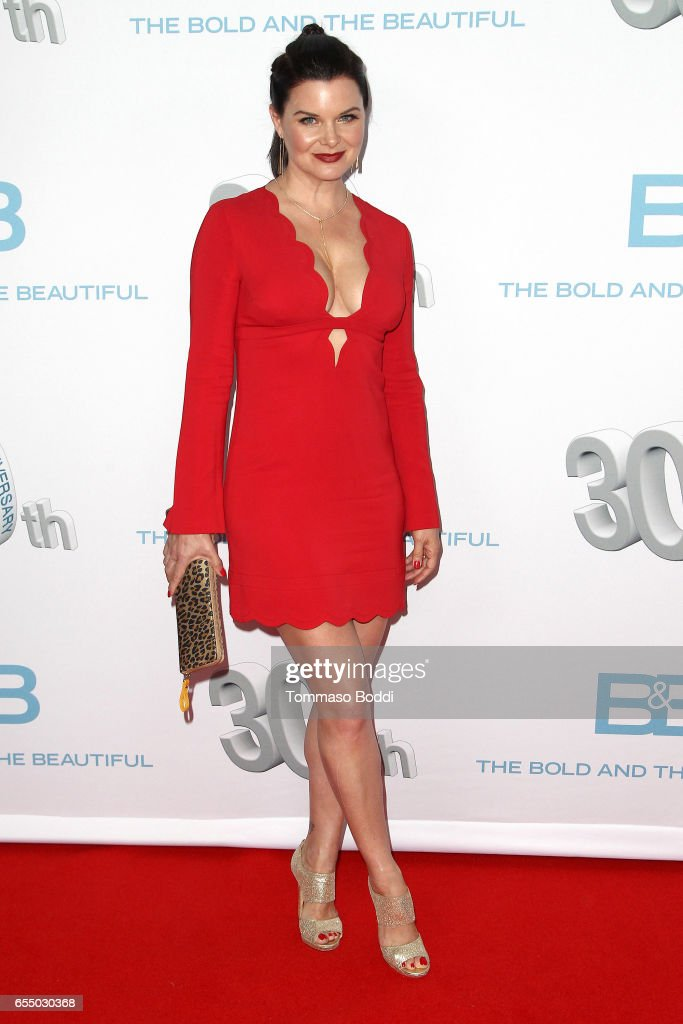 "CBS's ""The Bold And The Beautiful"" 30th Anniversary Party - Arrivals"