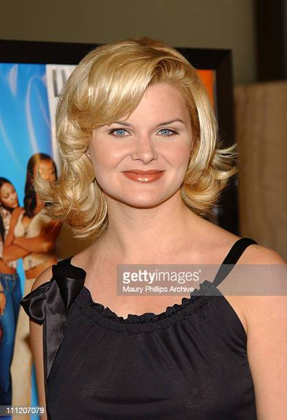 Heather Tom during 'Deliver Us From Eva' Premiere at Cinerama Dome in Los Angeles California United States