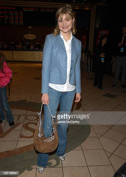 Heather Tom during Teletubbies Short Debuts with Special Guest Mr Clean and Noonoo at Loews' Real Moms in New York City at Loews' 34th Street Theater...