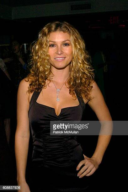 Heather Vandeven attends Drambuie Den Event with Special Guest Heather Vandeven at Level V on October 22 2007 in New York