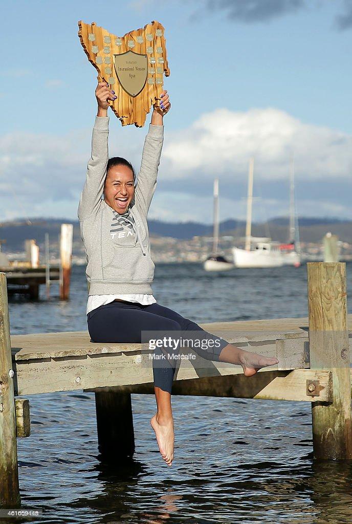 2015 Hobart International - Day 7