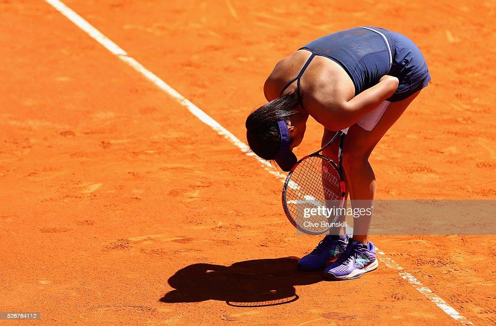 Mutua Madrid Open - Day Two : News Photo