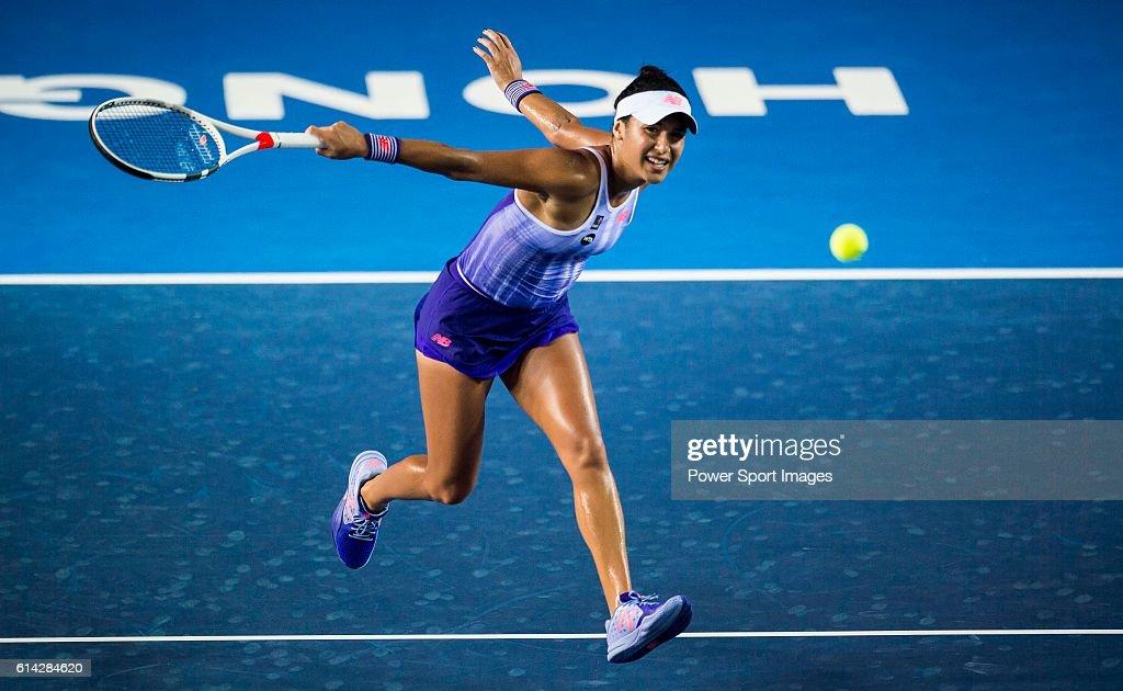 2016 Hong Kong Tennis Open : News Photo