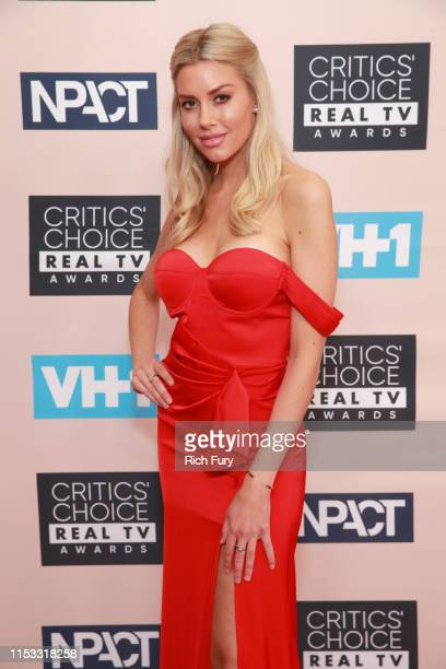Heather Young attends the Critics' Choice Real TV Awards at The Beverly Hilton Hotel on June 02 2019 in Beverly Hills California