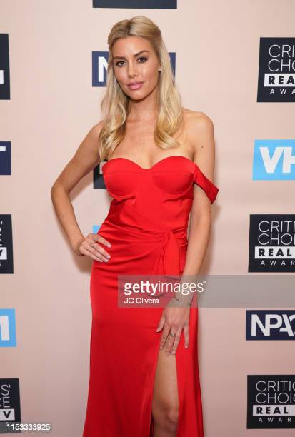 Heather Young attends the Critics' Choice Real TV Awards on June 02 2019 in Beverly Hills California