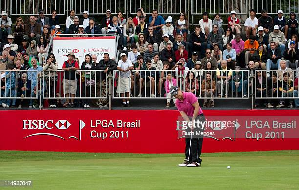 Heather Young of USA during the second round of the HSBC LPGA Brazil Cup at the Itanhanga Golf Club on May 29, 2011 in Rio de Janeiro, Brazil.