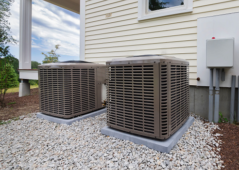 Heating and air conditioning units 483954740