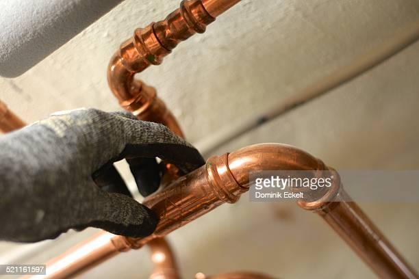 Heating pipe