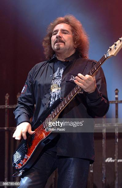 Heaven And Hell In Concert At Wembley Arena London Britain 10 Nov 2007 Geezer Butler Heaven And Hell