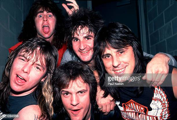 Heaven at the Milwaukee Arena in Milwaukee, Wisconsin, February 17, 1984.