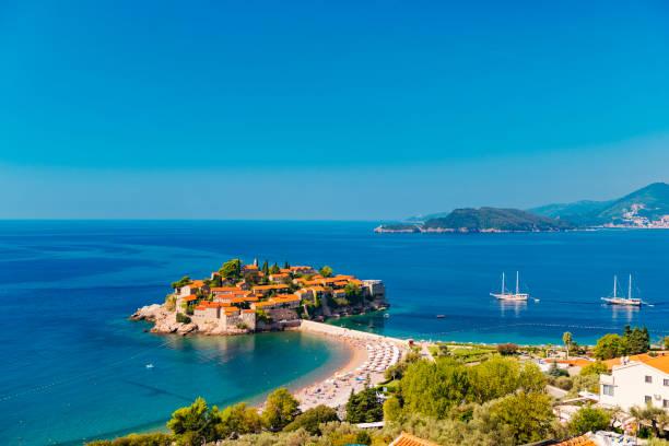 Budva, Montenegro Budva, Montenegro