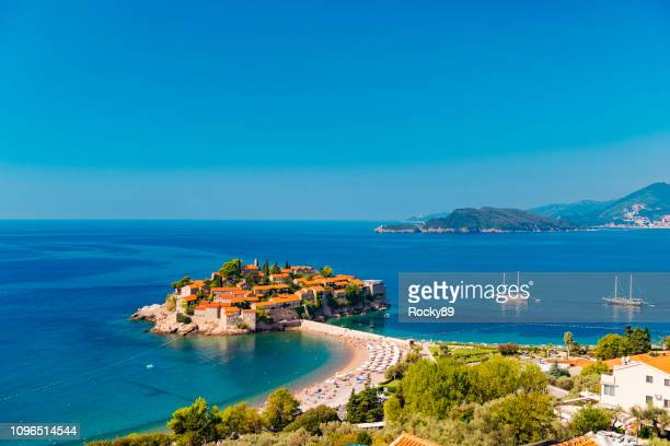 Heaven on Earth – Sveti Stefan, Montenegro