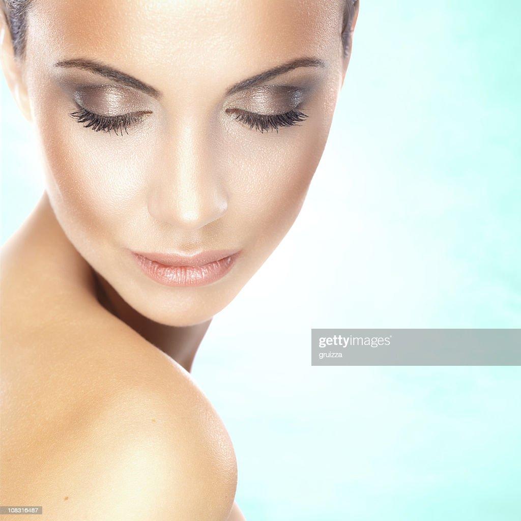 Heavenly beauty : Stock Photo