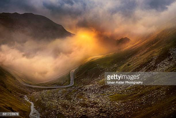 Heavenly Roads, Transfagarasan, Romania