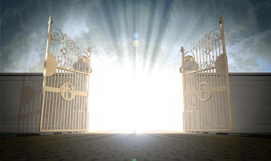 Heavens Gates Opening 537501053