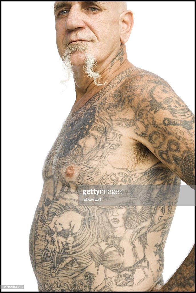 Dating a heavily tattooed man calendar