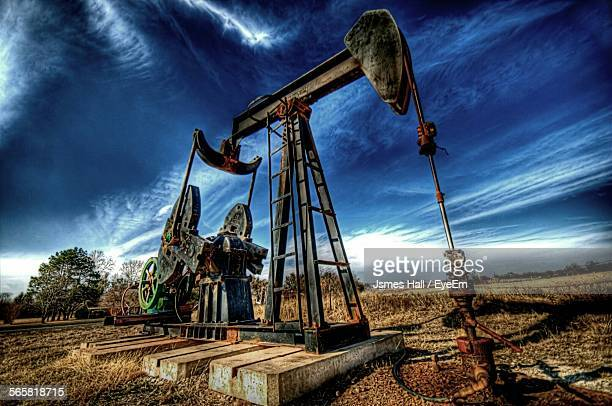 Heavy Crude Oil Pump