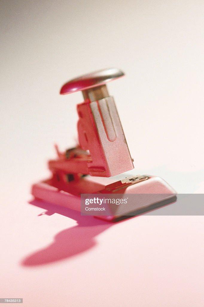 Heavy duty stapler : Stockfoto