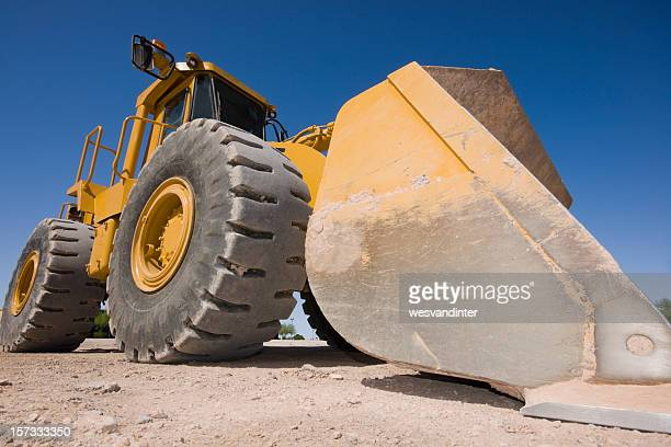 Heavy Equipment Hydraulic Front End Loader