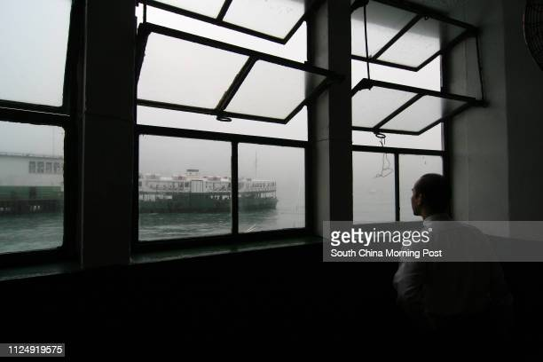Heavy Fog over Victoria Harbour in the morning A humid maritime airstream is bringing foggy weather to the south China coastal areas Visibility was...