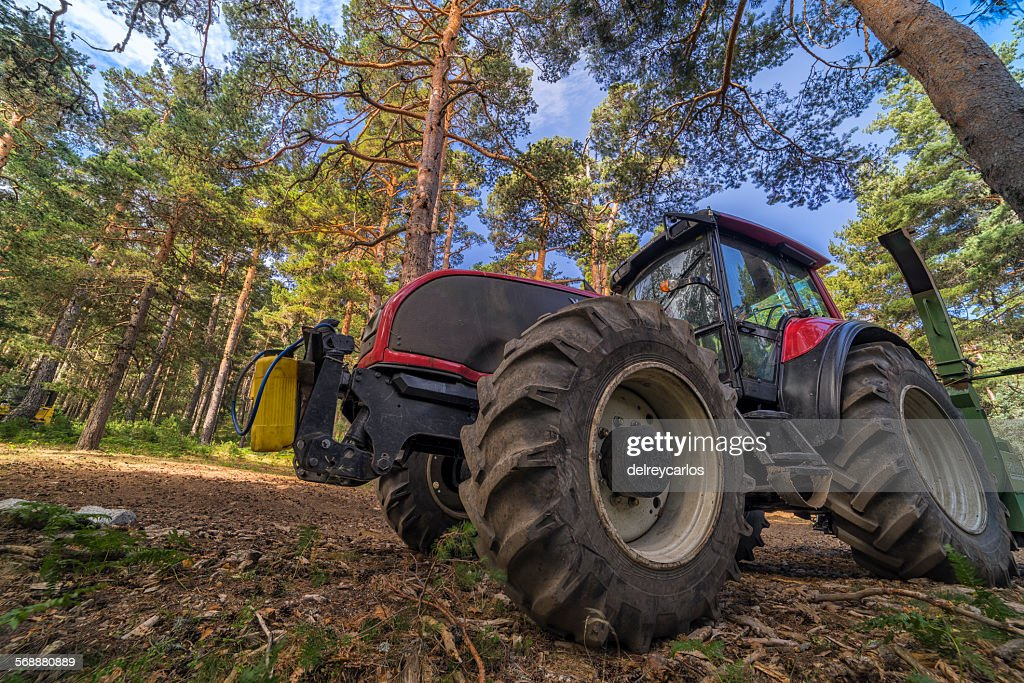 Heavy machinery : Stock Photo