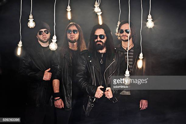Heavy Metal Band Promo Photo