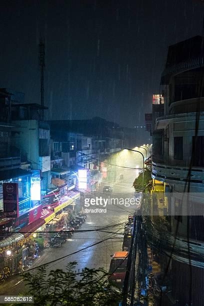 Heavy Rain A Night In Phnom Penh, Cambodia