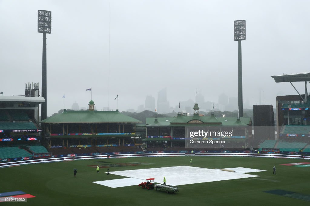 Semi Final 1 - ICC Women's T20 Cricket World Cup: India v England : News Photo