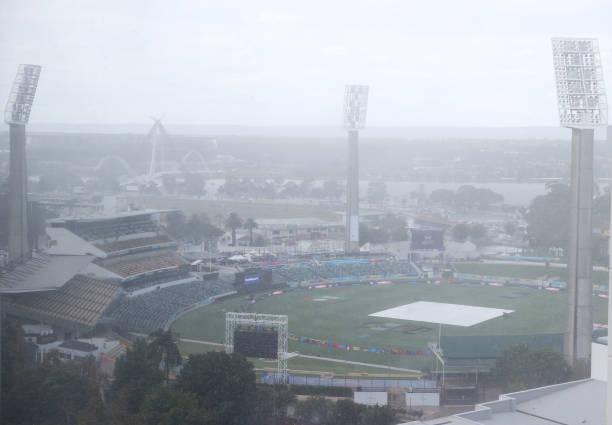 AUS: Australia v Sri Lanka - ICC Women's T20 Cricket World Cup