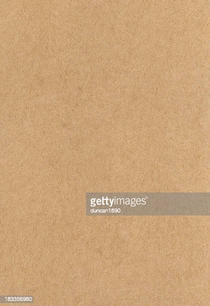 Heavy weight brown paper texture