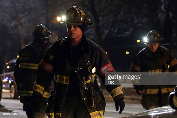 FIRE A Heavy Weight Episode 220 Pictured Charlie Barnett as Peter Mills