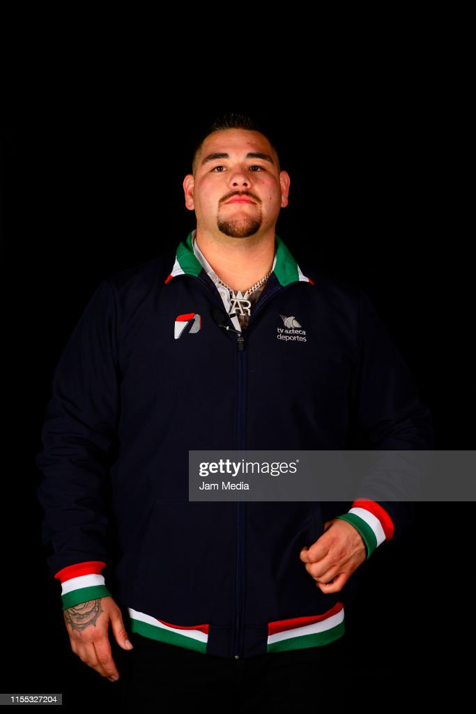 Andy Ruiz Jr Press Conference : News Photo