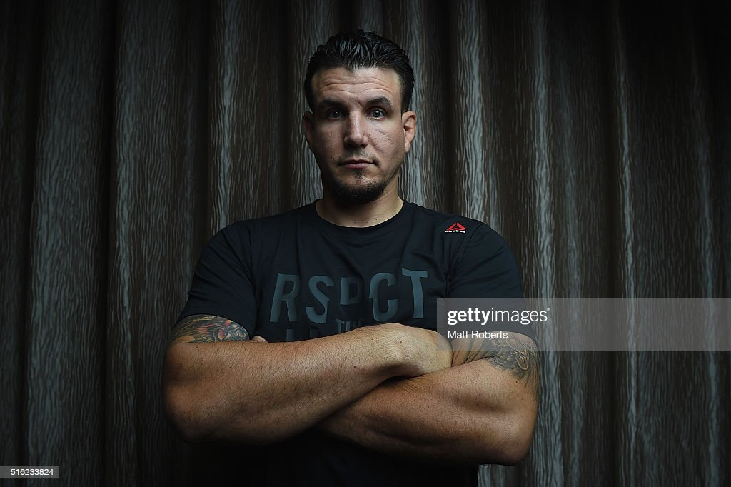UFC Brisbane Media Day : News Photo