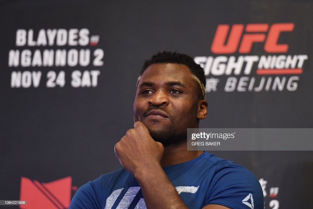 MMA-UFC-CHN : News Photo