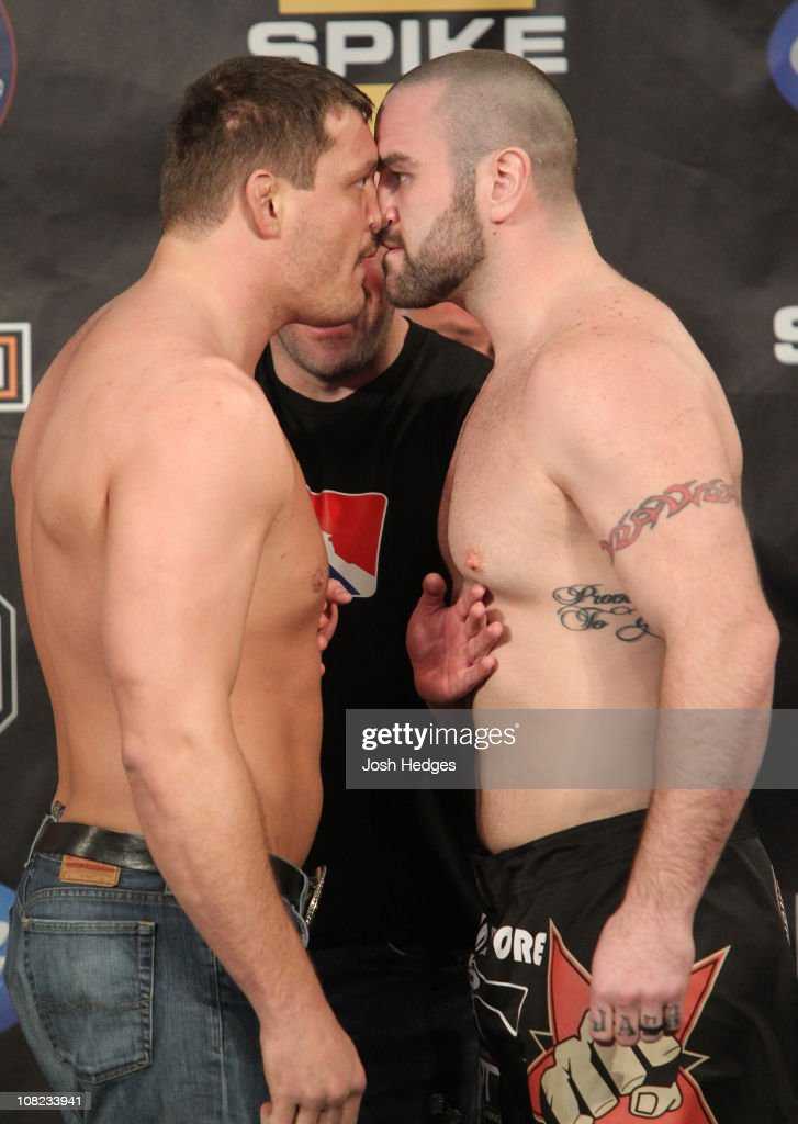 UFC Fight for the Troops: Weigh-In