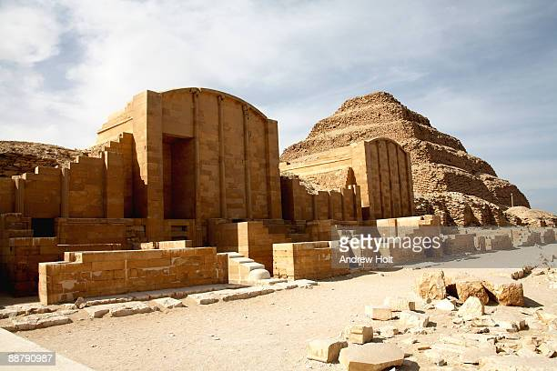 heb sed buildings in cairo, egypt. - saqqara stock pictures, royalty-free photos & images