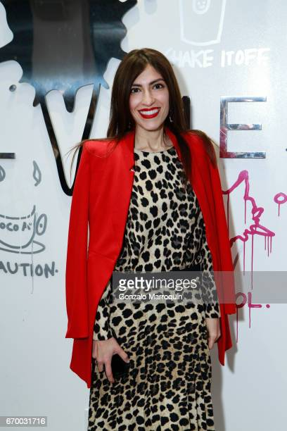 Heba Abedin attends the Lyss Stern Hosts Motherhood is a B#tch Book Launch at Cool Mess on April 18 2017 in New York City