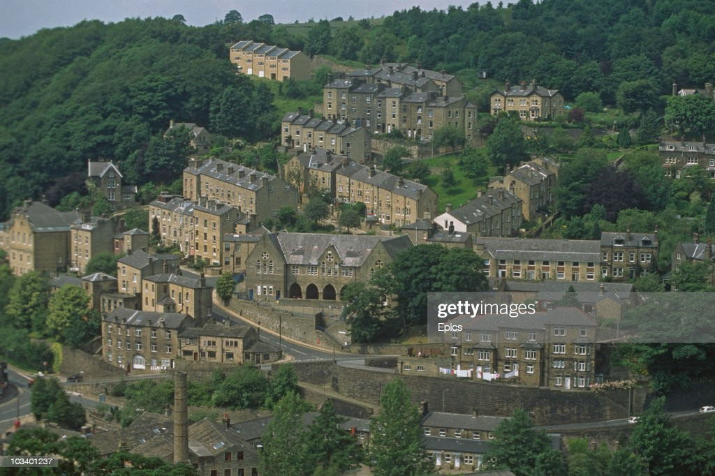 Hebden Bridge : News Photo