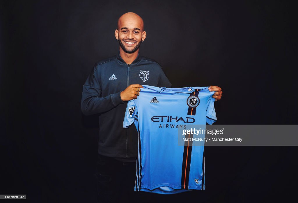 GBR: New York City FC unveil new signing Heber Araujo dos Santos