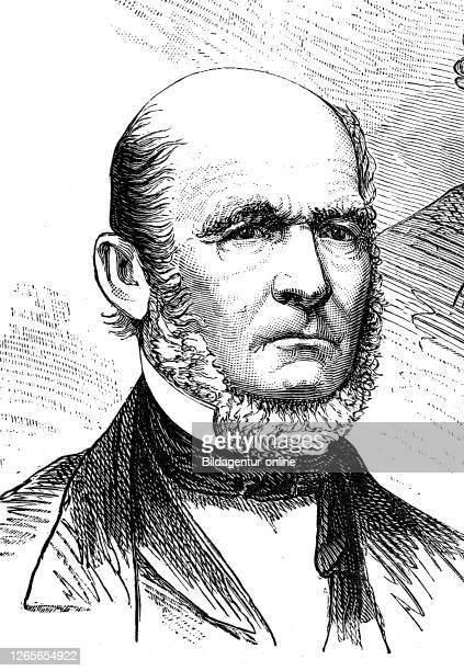 Heber Chase Kimball ein Anführer der frühen Bewegung der Heiligen der Letzten Tage Er diente als einer der ursprünglichen zwölf Apostel in der frühen...