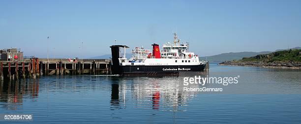 Hebrides islands ferry