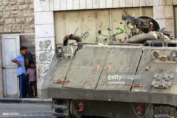 hebron, west bank occupation - israeli ethnicity stock pictures, royalty-free photos & images
