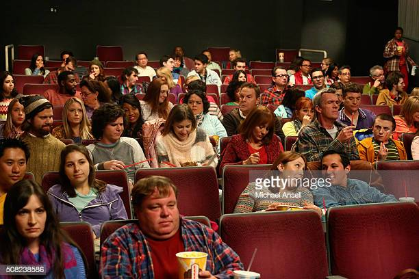 THE MIDDLE Hecks at a Movie After discovering that Brick has never seen a movie in a theater Frankie and Mike take him to see a film with a small...