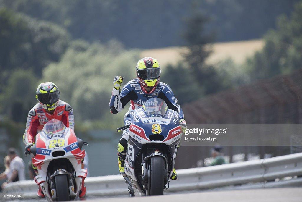 MotoGp of Germany - Qualifying : News Photo