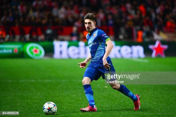Hector BELLERIN Monaco / Arsenal 1/8Finale Retour Champions League Photo Dave Winter / Icon Sport