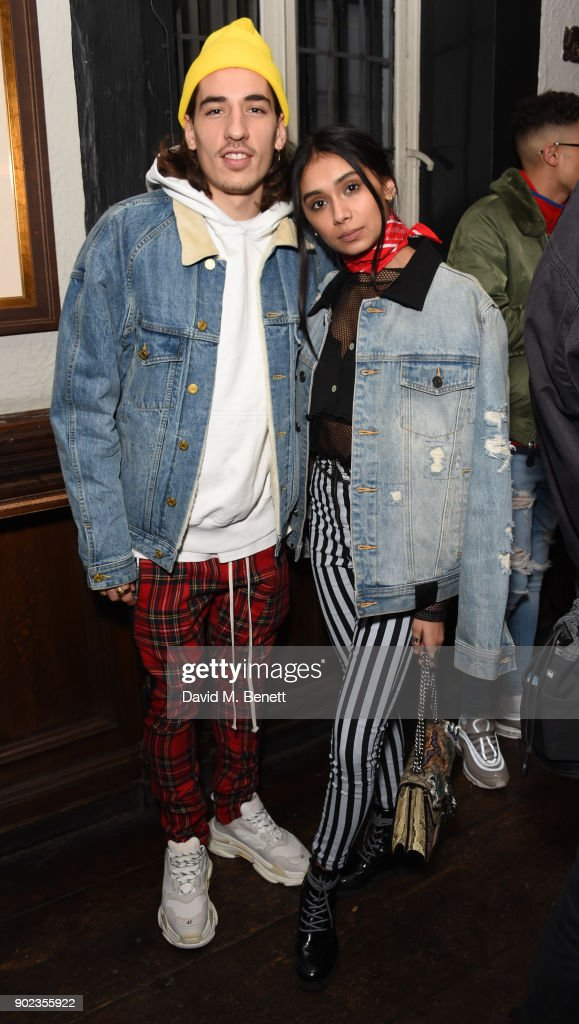 LFWM Official Party And Pub Lock-In - London Fashion Week Men's January 2018 : News Photo