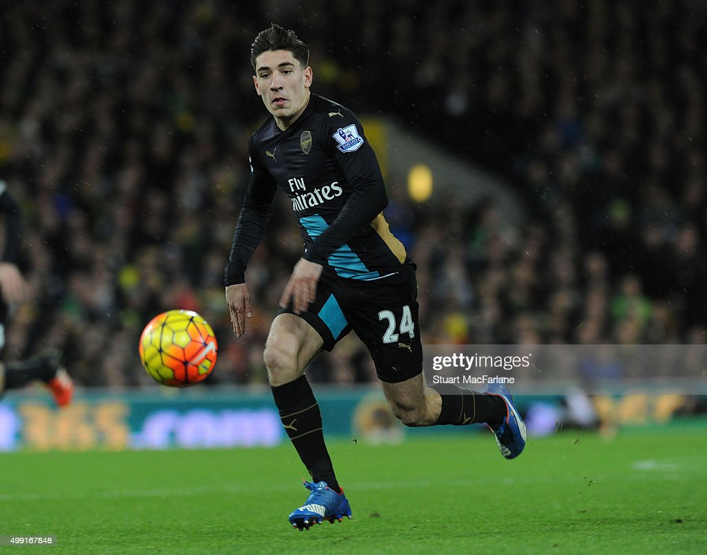 Norwich City v Arsenal - Premier League : News Photo